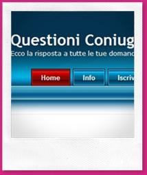 Blog: questioni coniugali